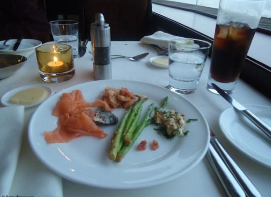 Al Dawwar Restaurant Hyatt Regency Dubai
