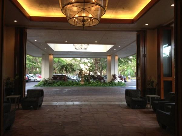 Hyatt Regency Maui Parking
