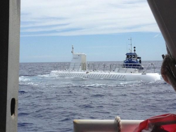 Atlantis Submarine Tour Maui