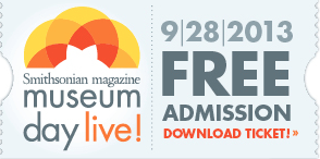 National Museum Day Live! Free Museum Admission