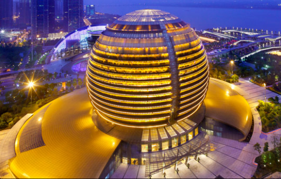 Intercontinental Hangzhou Pointbreaks