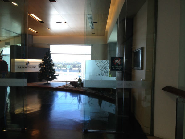 Air New Zealand Business Class Lounge Sydney Airport