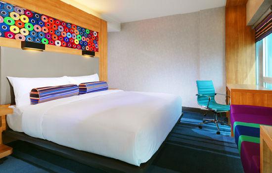 Aloft Bursa Source: Hotel website