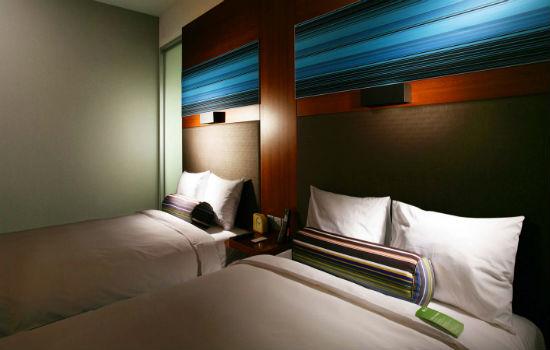 Aloft Abu Dhabi Best SPG Hotels Category 2