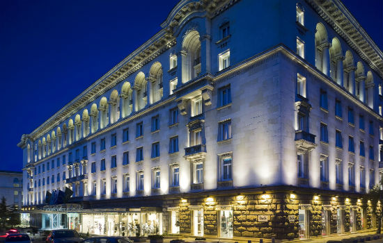 Sofia Hotel Balkan Luxury Collection Hotel Source: Hotel website