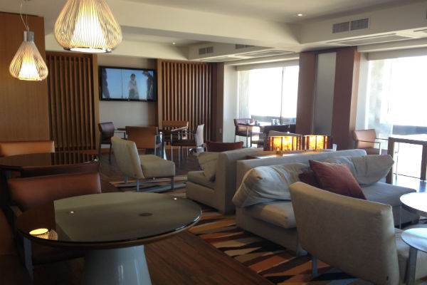 Grand Hyatt San Francisco Club Lounge
