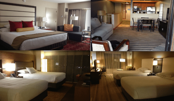 Staying at too many hyatt hotels