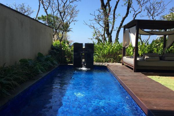 Conrad Bali Pool Suite Pool