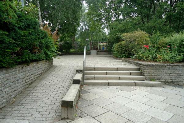Grundschule Archenholzstrasse entrance