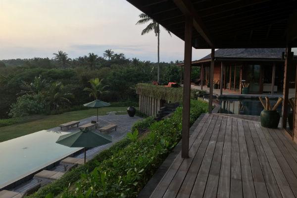 Exterior Villa Bulung Daya Antap Bali