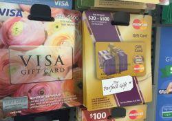 $500 Visa gift cards at OfficeMax