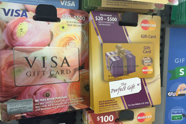 4 ways to unload small visa gift card balances pointchaser 500 visa gift cards are back at officemax negle Choice Image