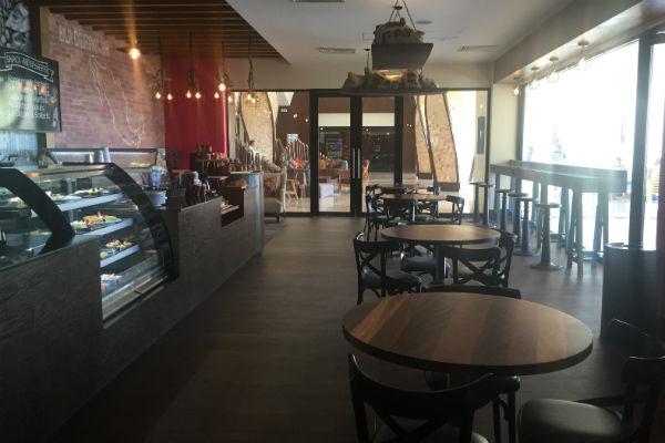 Hyatt Ziva Los Cabos Coffee Shop