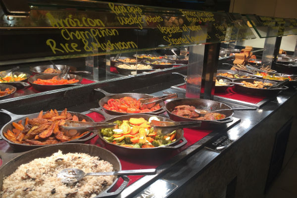 La Plaza Lunch Buffet at Hyatt Ziva Los Cabos