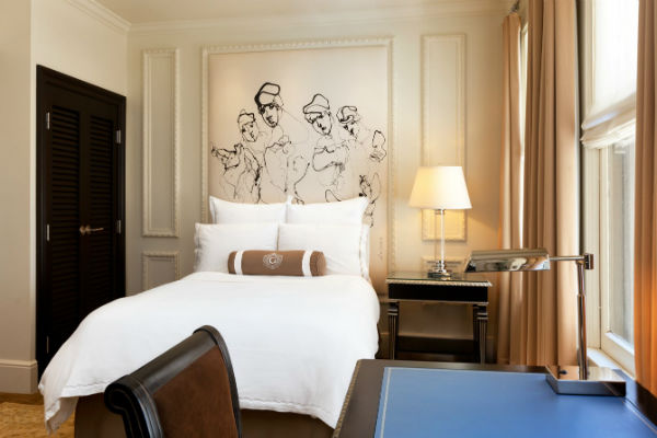 Best SPG Hotels Category 5 The US Grant Hotel