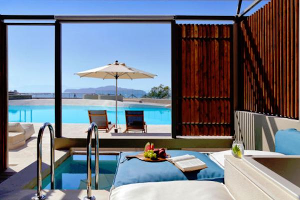 Transfer SPG to Marriott to book Domes Noruz Chania Resort