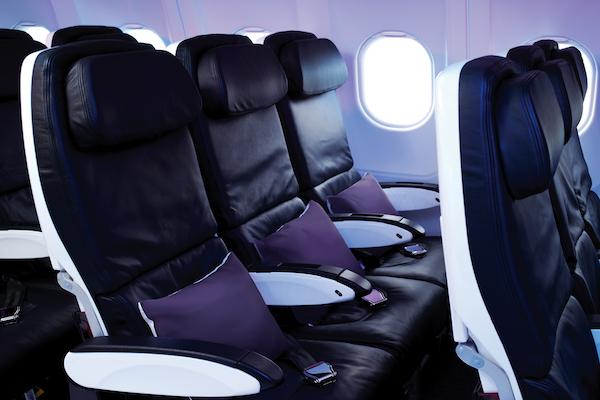 Redeem Virgin Atlantic miles for travel on Virgin America