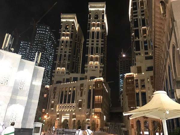 Conrad Makkah Hotel review