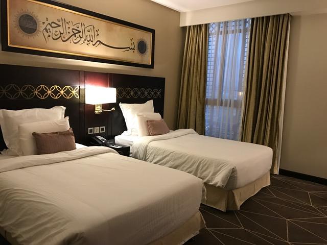 Pullman ZamZam Madinah 2-Bedroom Executive Suite