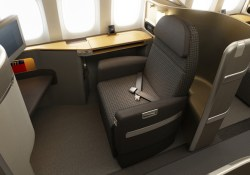 American Airlines First Class Seat 777-300ER