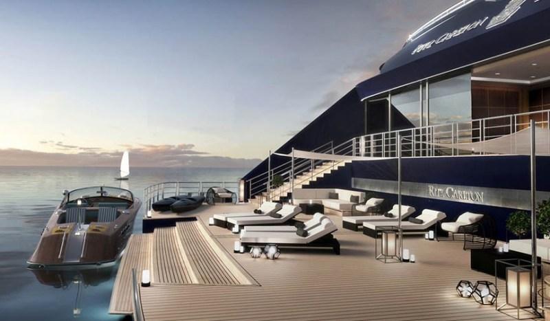 Ritz Carlton Cruise Line: Coming in 2019
