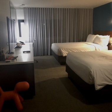 Andaz West Hollywood Review Room