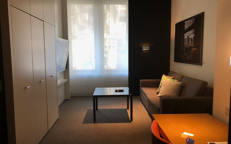 Andaz 5th Avenue Andaz Suite Living Room Review
