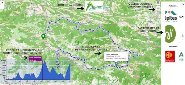 Suivi GPS Cyclosport