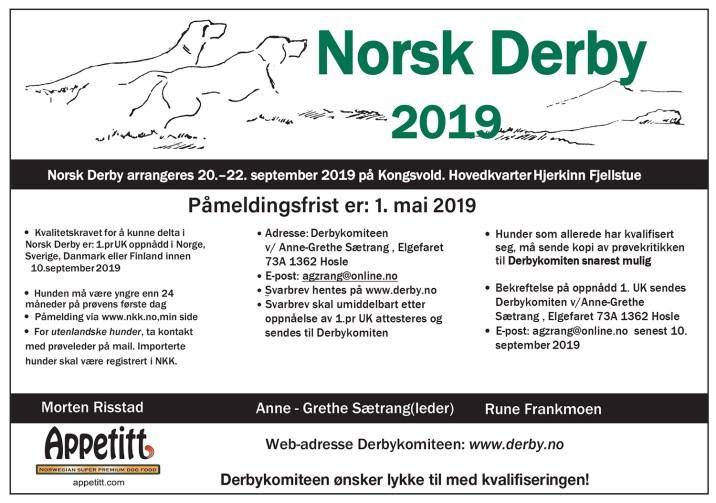 norskderby 2019