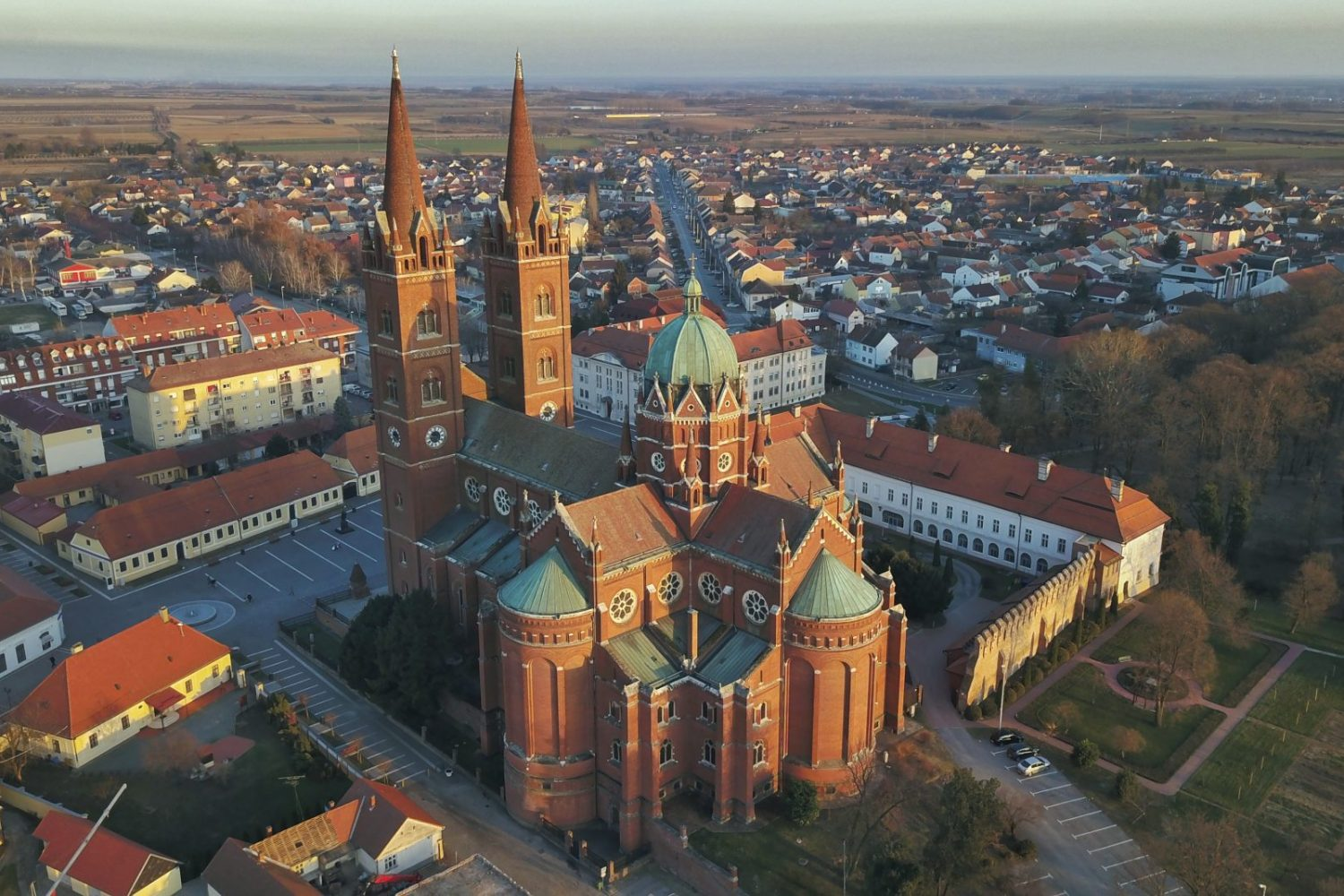 Cathedral Đakovo