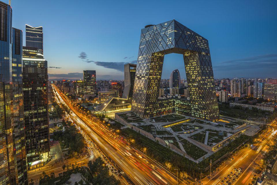 China family office
