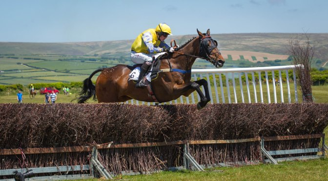 Entries: Tiverton Staghounds Point-To-Point at Bratton Down on Sunday 11th June 2017