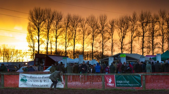 Preview: Tiverton Point-to-Point, Chipley Park Sunday, Sunday 26th January 2020