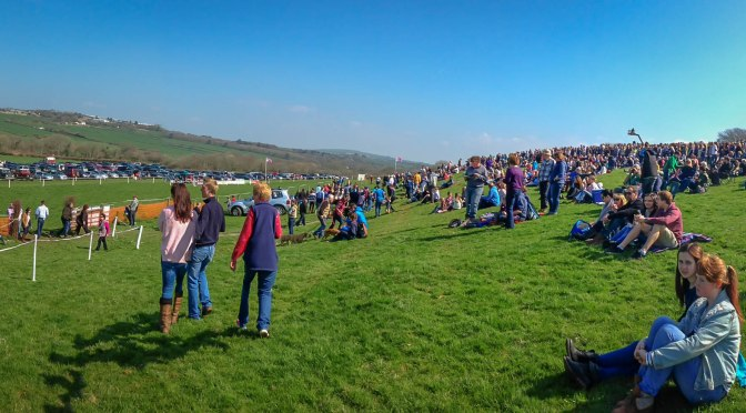 Entries: Four Burrow Point-To-Point, Trebudannon, Saturday, 23rd April 2016