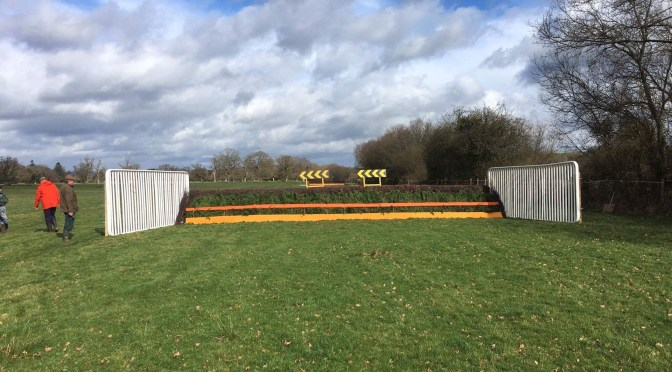 Entries: East Devon Point-To-Point at Bishops Court on Saturday 11th March 2017