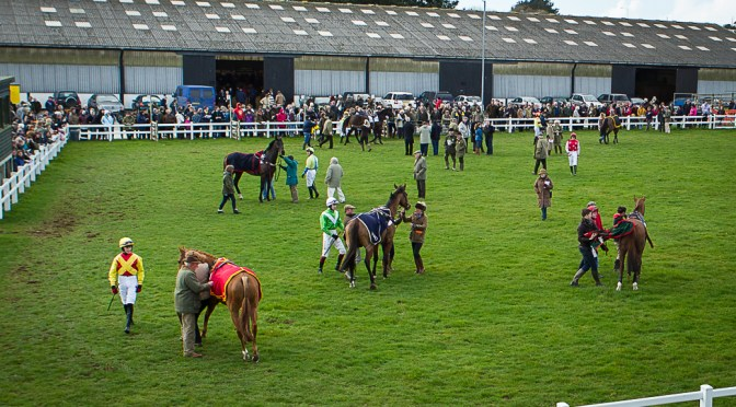 Entries: Cornwall Club Point-To-Point, Wadebridge, 9th December 2018