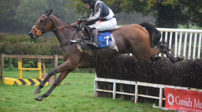 Entries: Cornwall Club Point-To-Point At Wadebridge on Sunday 6th December 2020