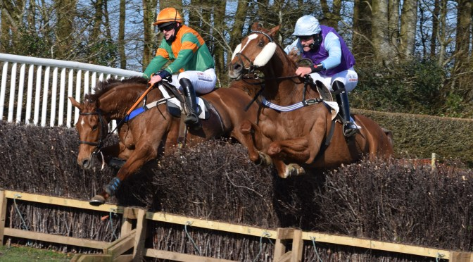 RESULTS – SPOONERS & WEST DARTMOOR POINT-TO-POINT AT CHERRYBROOK 3 APRIL 2021