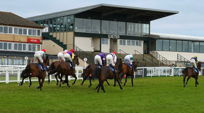 EXETER RACECOURSE CONFIRM AMENDMENTS TO HUNTERS' CHASES
