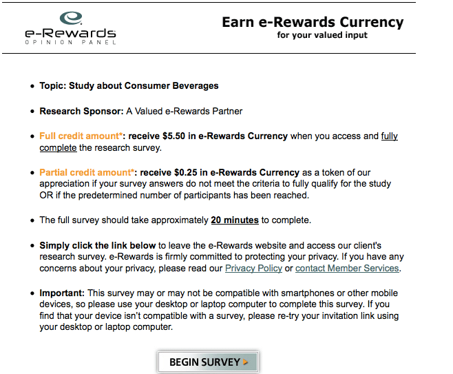E Rewards Invitation is awesome invitation layout