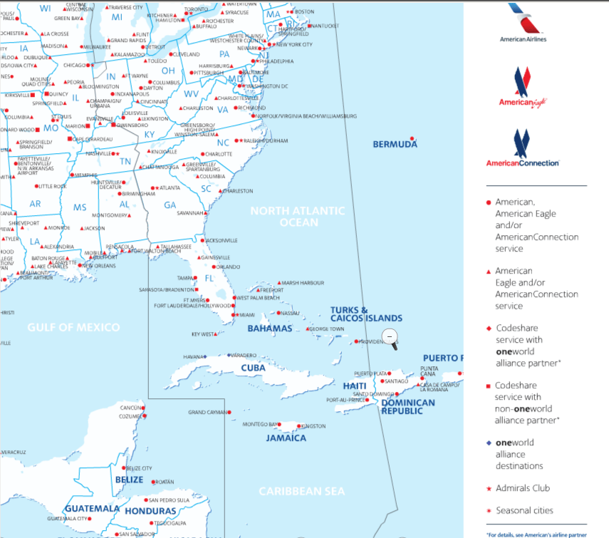 AA Updates American Way In-Flight Magazine with New Fleet ...