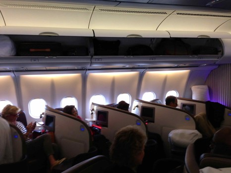 Virgin Atlantic Upper Class Flight01