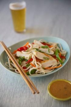 Asian-Style Noodle Salad #2