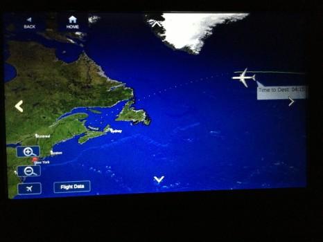 Blog LHR-JFK 767-400ER35