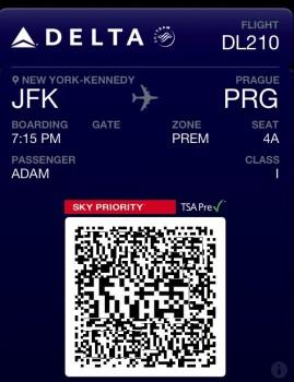 DL Delta JFK-PRG01