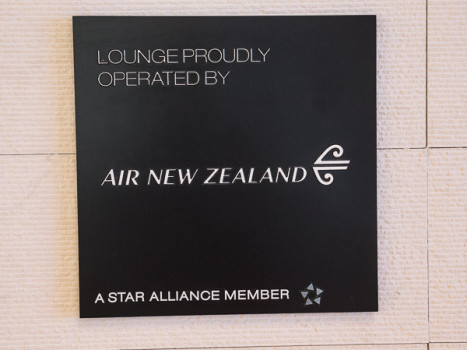 Star Alliance LAX lounge – operated by Air New Zealand