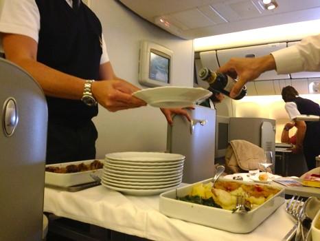 Alitalia B777-200ER Magnifica Business Class39
