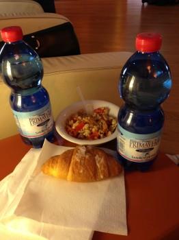 Alitalia Lounge Rome Giotto Lounge24