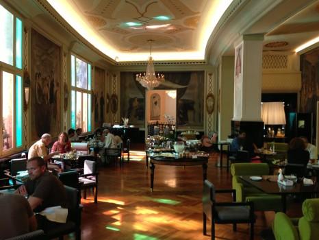 Boscolo Palace Roma Rome56