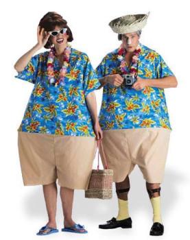 Tacky Tourists